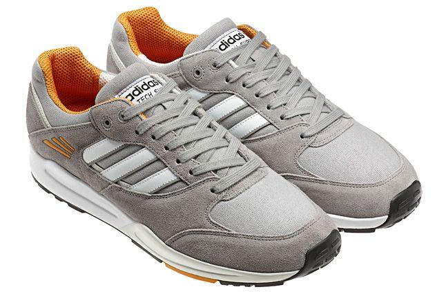 Adidas Tech Super Grey Quater 1