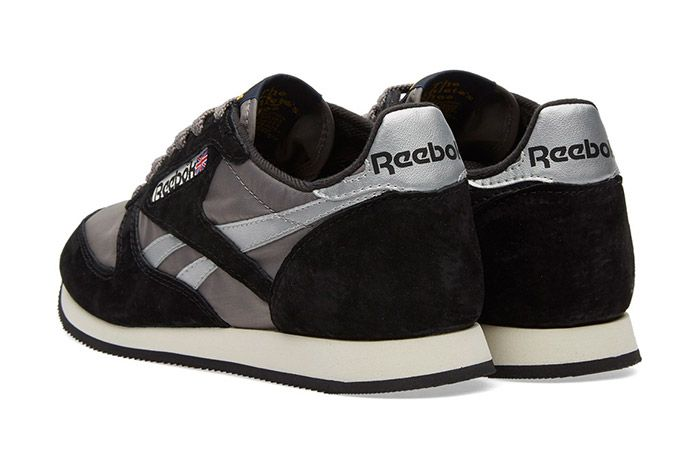 Reebok London Tc Vintage Black Grey 2