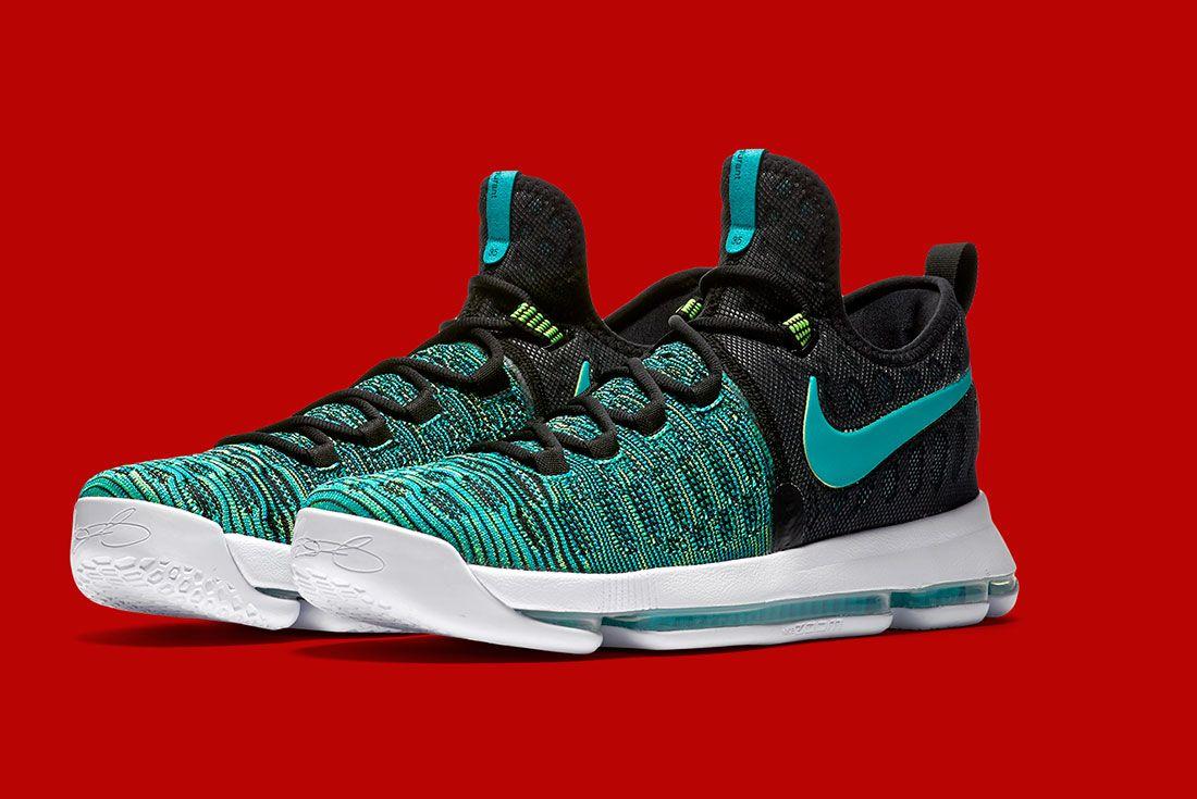 Nike Kd 9 Birds Of Paradise 3