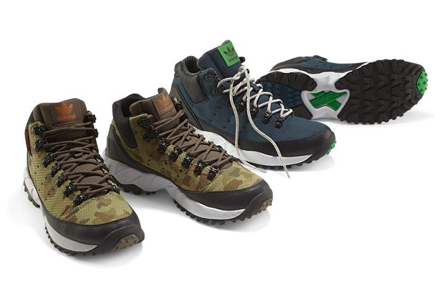 Adidas Torsion Trail Mid Boots