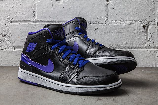 Nike Air Jordan 1 Retro 86 Dark Concord 1