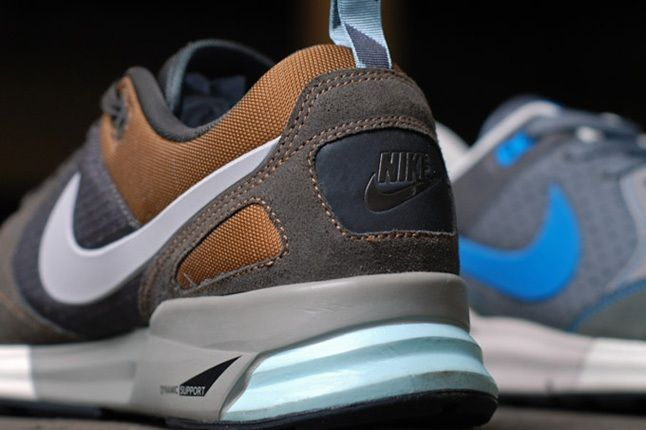 Nike Nsw Lunarpeg89 Brown Heel Detail 1
