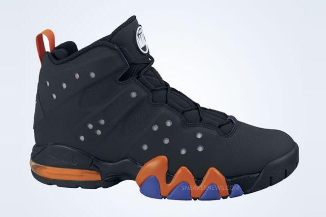 Nike Air Max Barkley Black Safety Orange Pro Purple 2 1