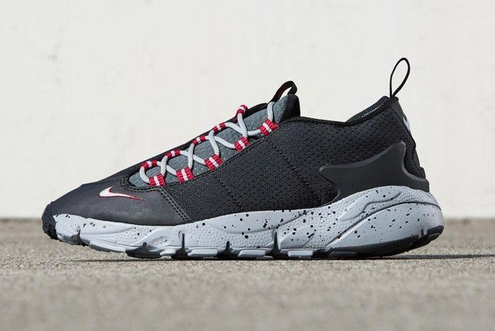 Nike Air Footscape Nm Black Wolf Grey Dark Grey 6
