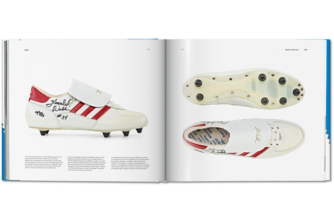 Adidas Taschen Book Boots