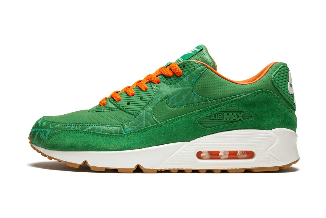Patta Nike Air Max 90 Homegrown 315728 331 Lateral