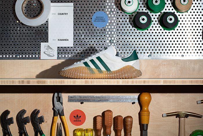 Adidas Nevermade Kamanda