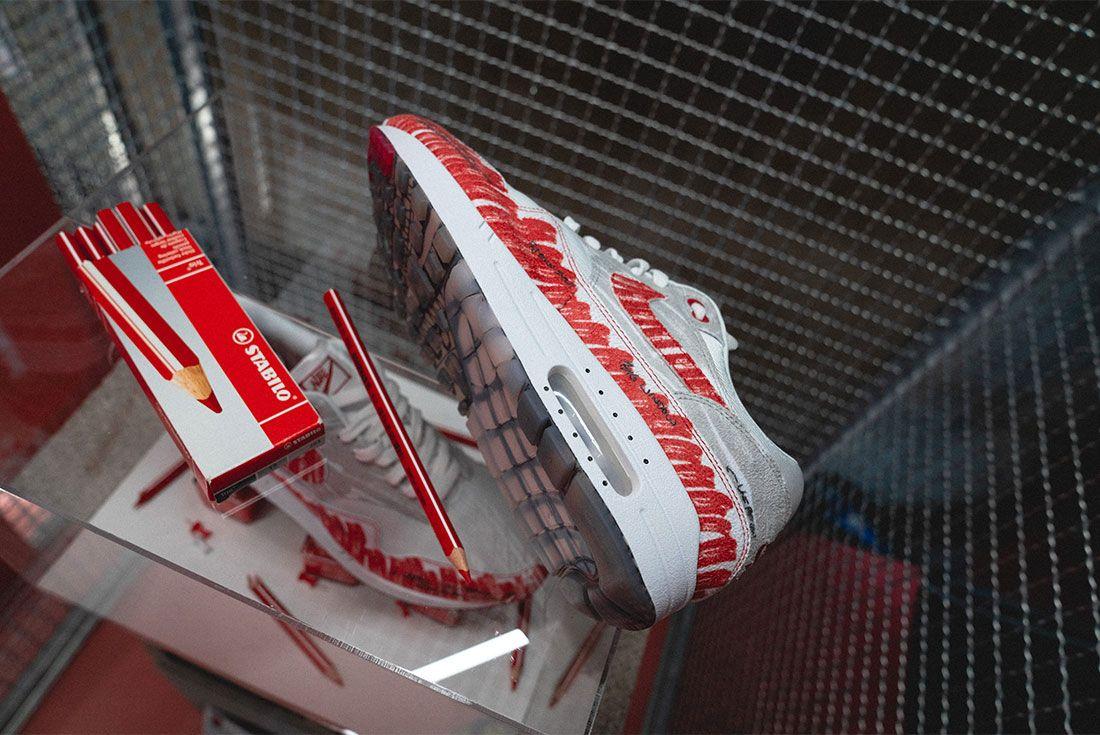 Sneakerness Milan Sneaker Freaker Vendor Tables9