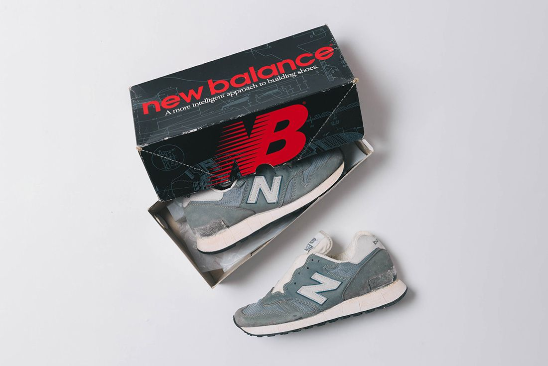 New Balance 1300 Jp Pre 1995 Sample 1