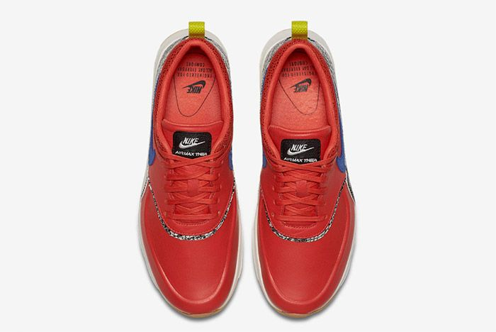 Nike Air Max Thea Lx Max Orange 4