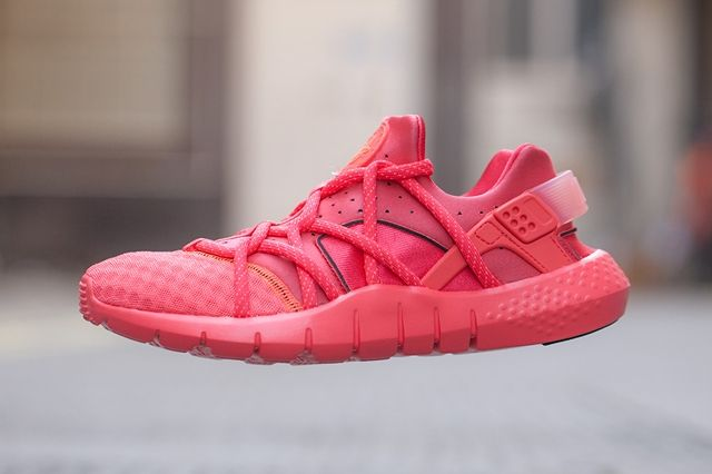 Nike Huarache Nm All Red Bumper 3