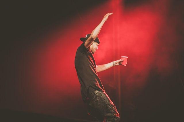 Eminem The Rapture J Cole Melbourne 26