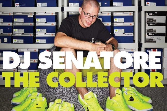 Dj Senatore Pump Collector 1