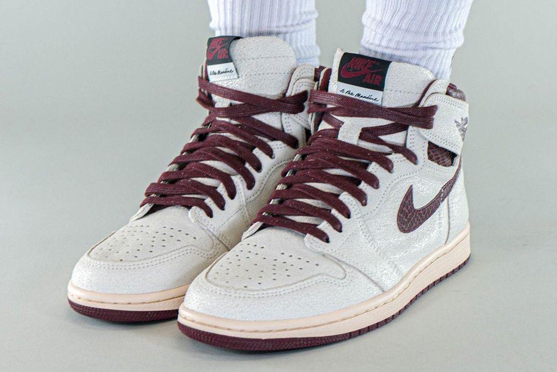 A Ma Maniére Air Jordan 1