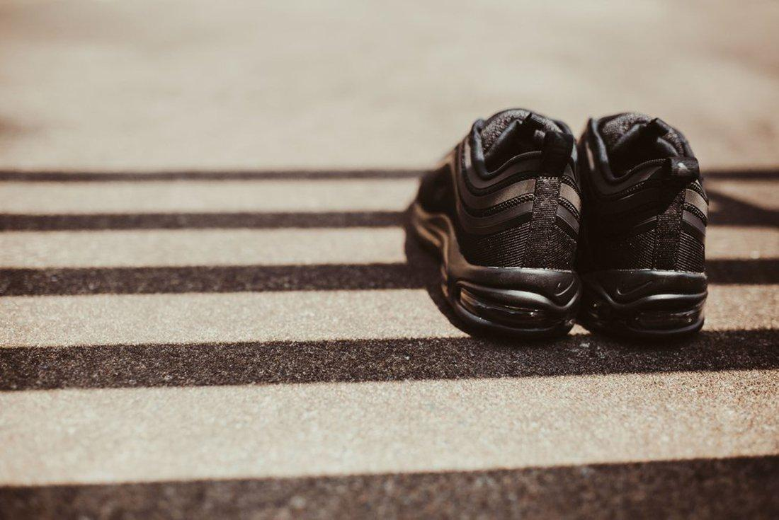 Nike Air Max 97 Triple Black 7 1