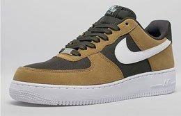 Nike Air Force 1 Low Velvetbrowntan4