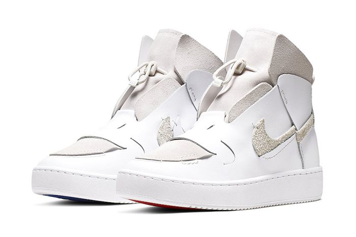 Nike Vandalized Lx White Platinum Tint Bq3611 100 Release Date Pair