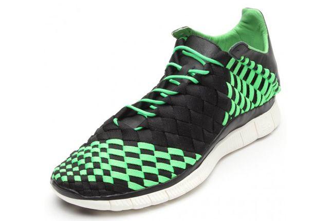Nike Free Inneva Woven Spring 2013 Green 1