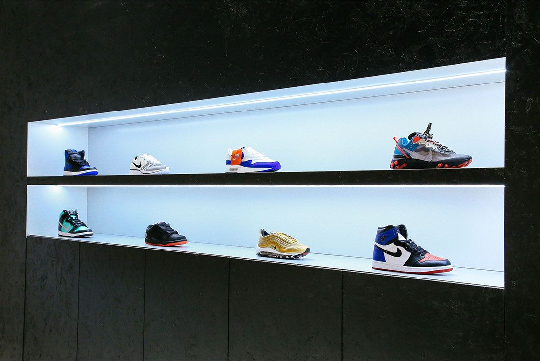 Special Sneaker Club Headquarters Milan In Store Shot2