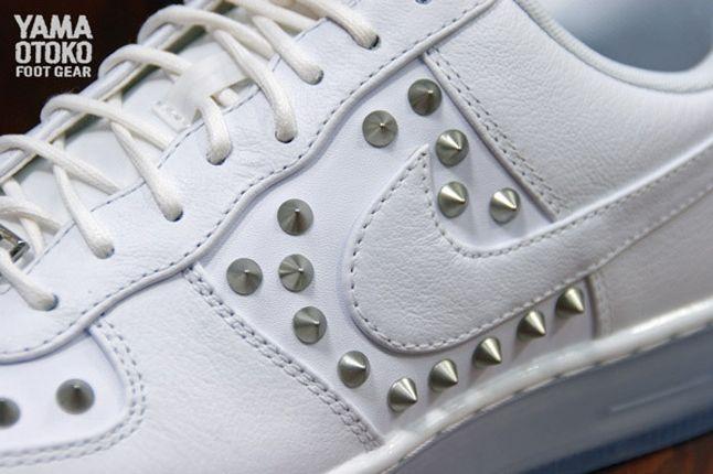 Nike Air Force 1 Spike Detail 1