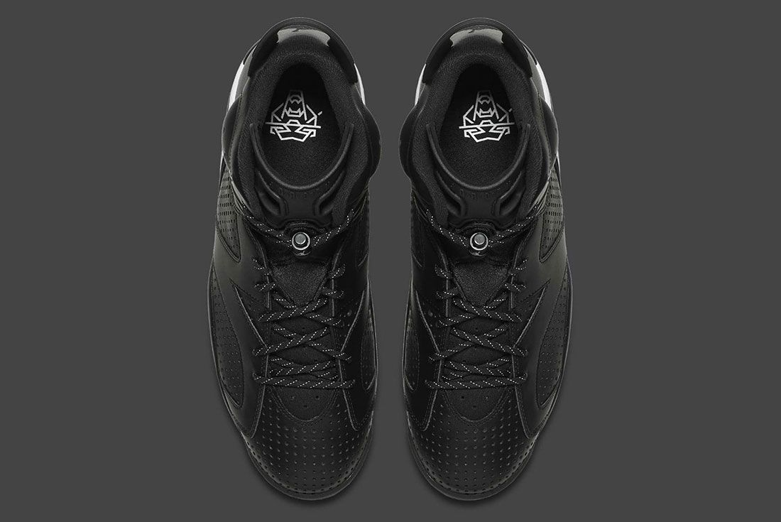 Air Jordan 6 Black Cat13