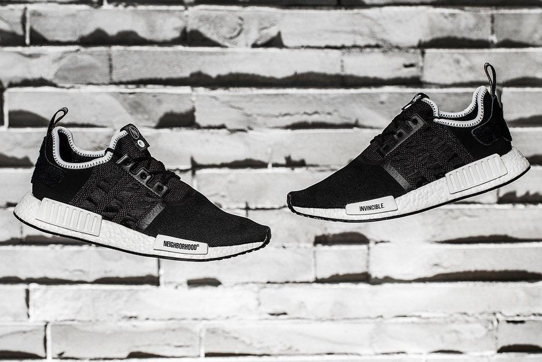 Invincible X Neighborhood X Adidas Nmd R1 1 Sneaker Freaker