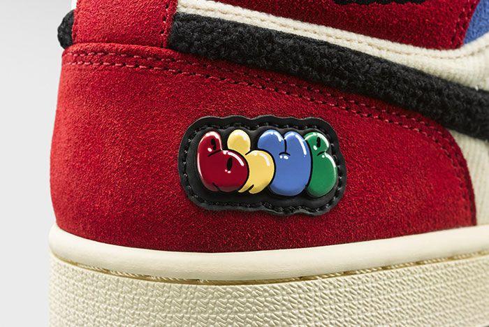 Jordan Brand Air Jordan 1 Fearless Ones Collection Nike Promo31