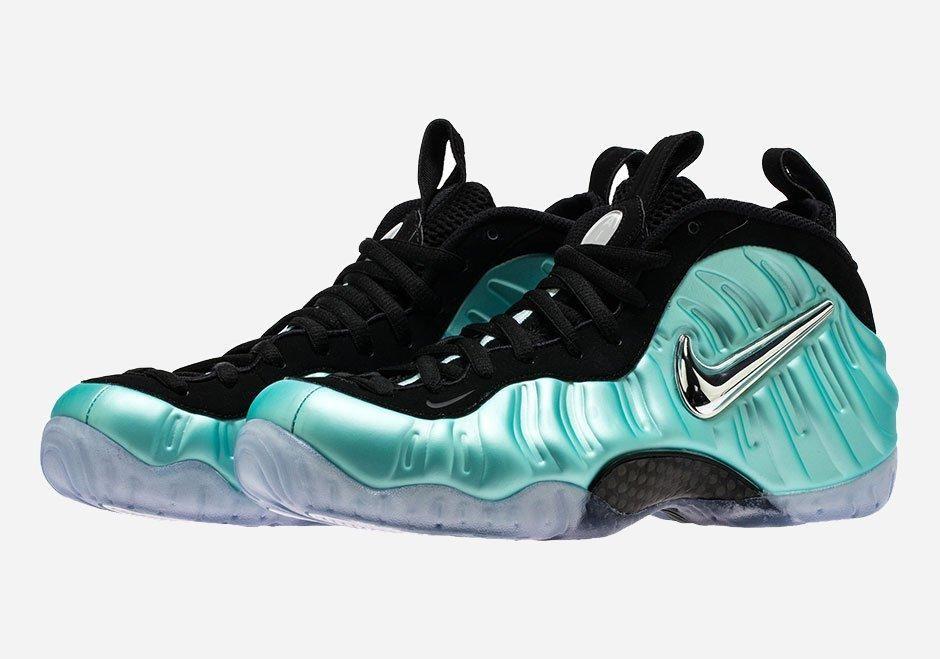 Nike Foamposite Pro Island Green 4