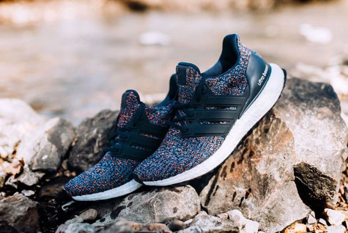 Adidas Ultra Boost Collegiate Navy Ash Blue 6