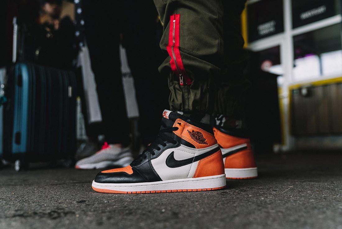 Sneakerness Even Recap Air Jordan 1 On Foot