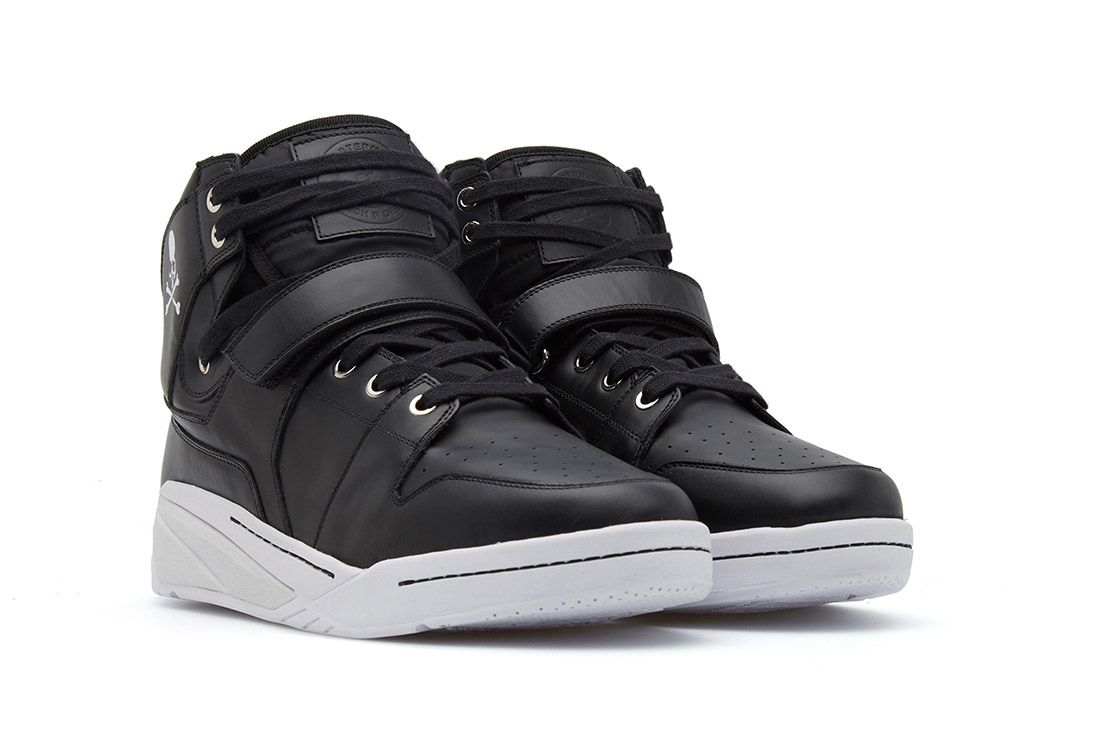 Search Ndesign X Mastermind Ghost Sox Sneaker Freaker Black 9