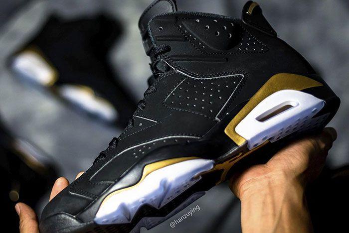 Air Jordan 6 Dmp On Foot 2