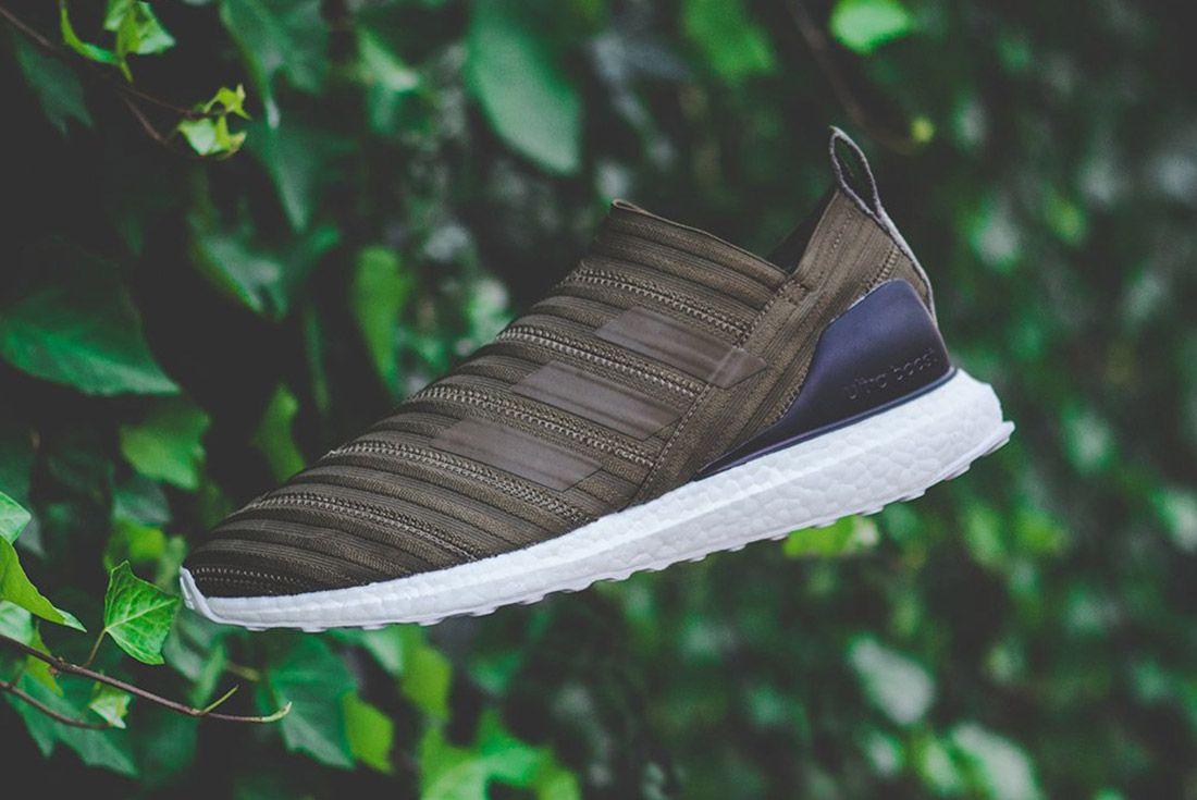 Kith Adidas Nemeziz Brown 11