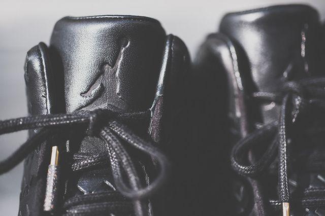 Air Jordan Shine Black 5
