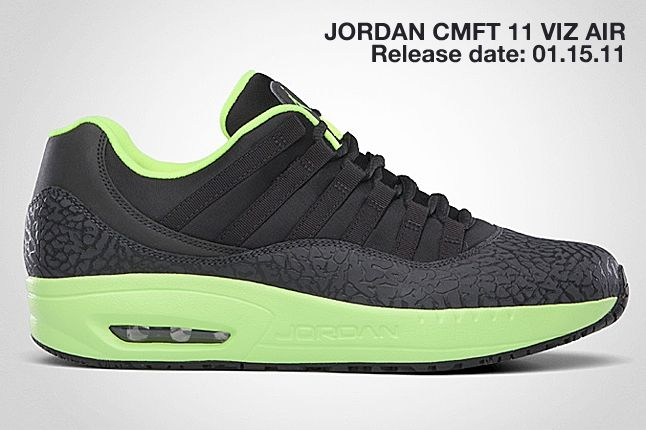 Jordan Cmft 11 Viz Air Volt 1