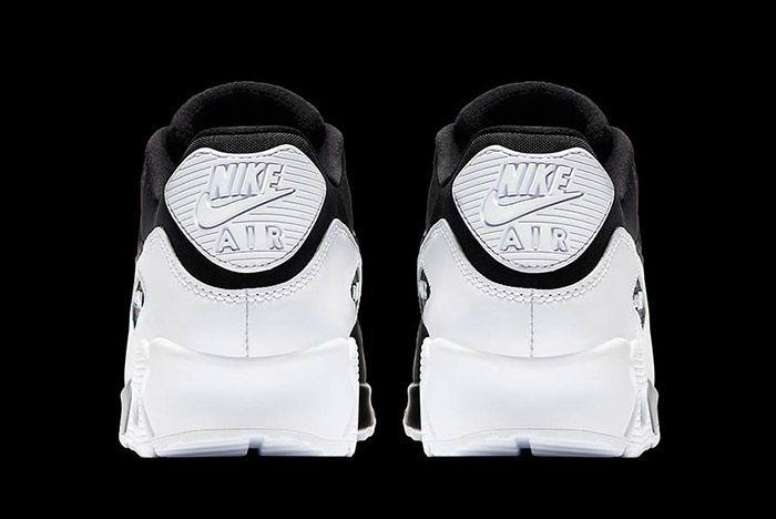 Nike Air Max 90 Essential Black White 1