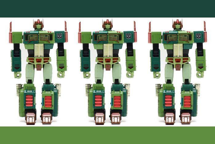 Takara Atmos Transformer 1