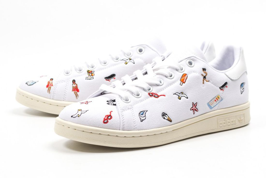Adidas Stan Smith Womens Summer 7