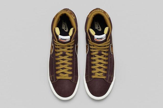 Nike Blazer Mid Safari Collection Bumper 4