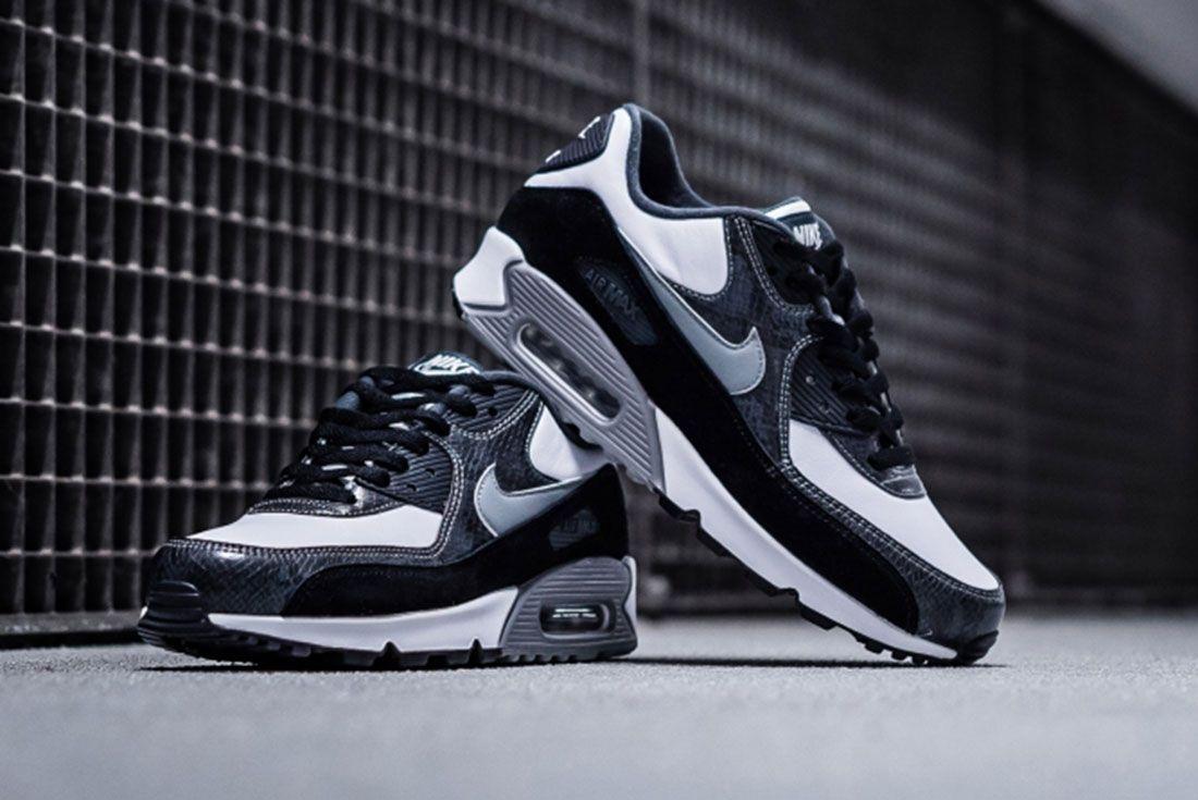 Nike Air Max 90 Qs Python Cd0916 100 Mood 1 Pair Shot