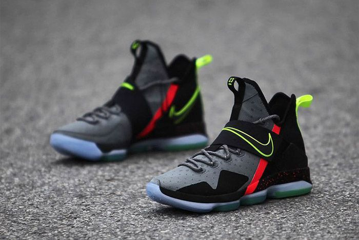 Nike Lebron 14 Out Of Nowhere 8