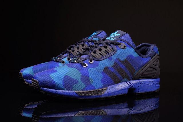 Adidas Zx Flux Decon Camo Pack 6