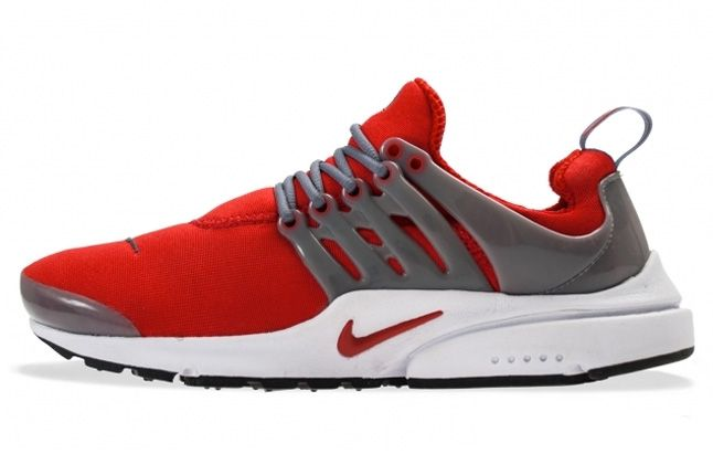 Nike Air Presto Sport Red Profile 2