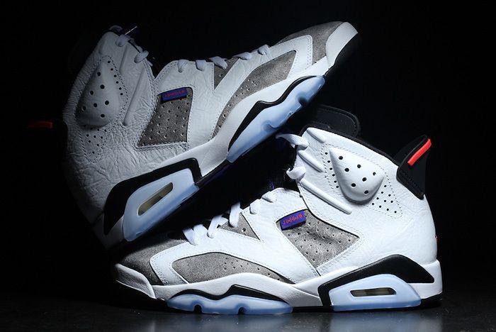 Air Jordan 6 Flint Closer Look 1