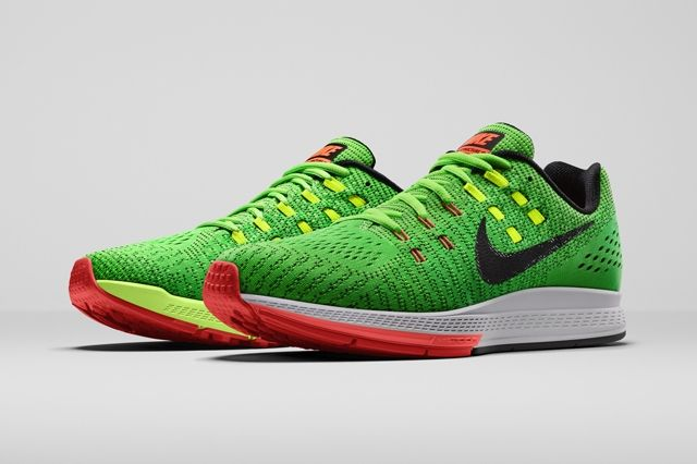 Nike Air Zoom Structure 19 Lime Green 5