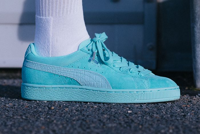 Diamond Supply Co X Puma Classic Suede Collectionfeature2