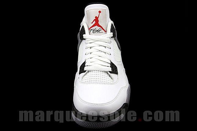 Air Jordan 4 White Cement 6 1