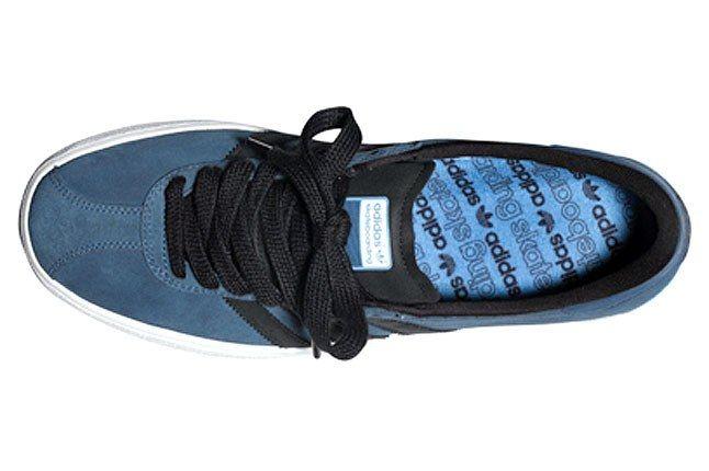 Adidas Skate Blue 4 1