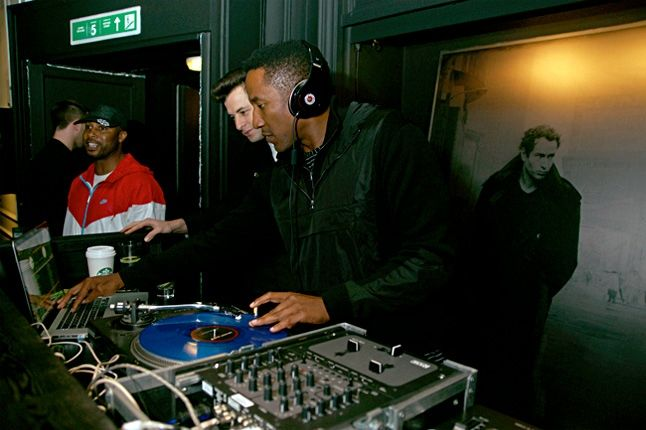 Nike Sportswear Live For The Game Launch At Ultralounge Selfridges 2 1