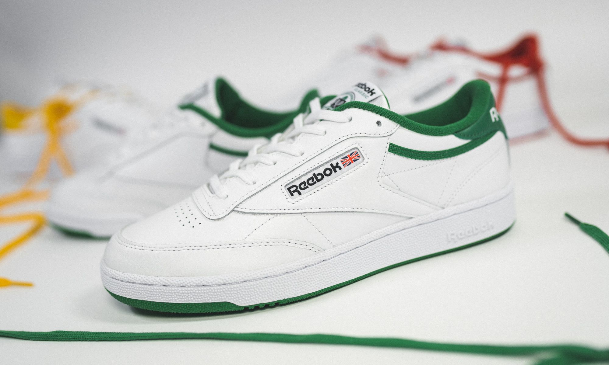 Reebok Club C Colour Pack Left